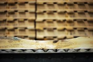 Wood Coil Saddles Wood Coil Racks